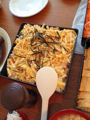 我が家の美味しくて簡単で安上がりなちらし寿司