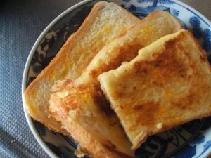 きび糖と豆乳で優しいフレンチトースト