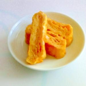 明太子の卵焼き