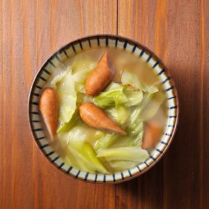 〔ひかり味噌公式〕キャベツとソーセージのお味噌汁