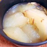 滋養あふれる!冬瓜のすっぽんスープ煮