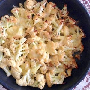 カリフラワー☆マヨとチーズのグリル焼き