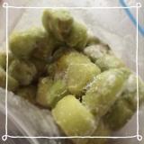 キウイの冷凍保存꒰ ♡´∀`♡ ꒱