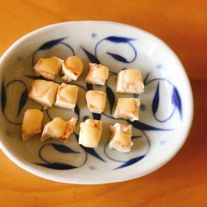 【離乳食完了期】木綿豆腐のケチャップチーズ焼き