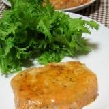 簡単うまうま☆鮫肉のオーロラソテー