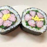 初めての飾り寿司〜梅の花 ピンク〜