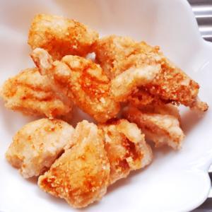 サクサク♪鶏胸肉の唐揚げ