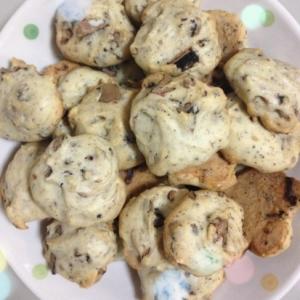 ワンボウルで混ぜるだけクッキー