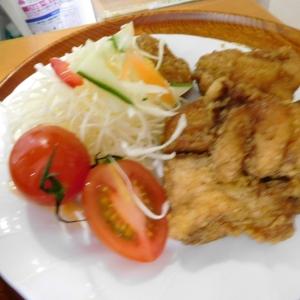 鶏のから揚げ 韓国風