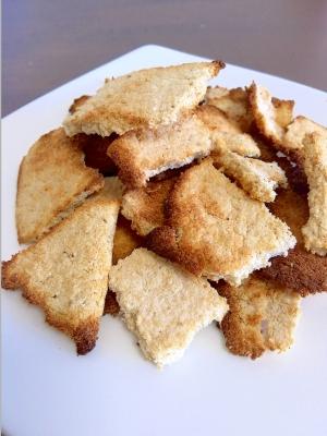 ヘルシーおやつおからだけクッキー