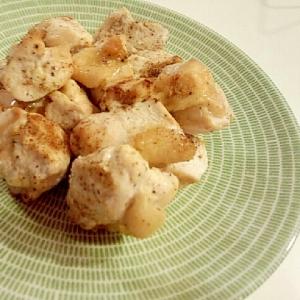 鶏肉のスパイス焼き
