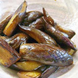 茄子の炒め物
