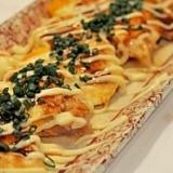 ロースハムで作る鉄板焼き定番の美味しさ!!