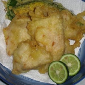 簡単美味しい!鶏の天ぷら