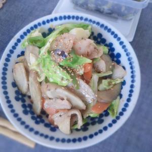 肉野菜炒めみそ風味
