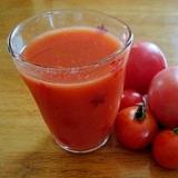 トマト消費☆贅沢自家製トマトジュース