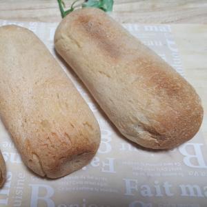 HBとシリコン型で♪ドックパン