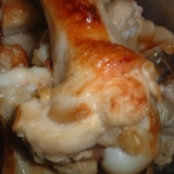 日本の唐辛子を使った鶏肉グリル