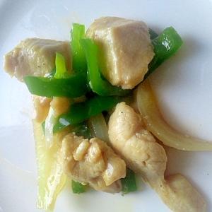 おかわり~♪鶏肉&彩り野菜の照り焼き