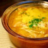 オニオンスープ*ブラウンオニオンの作り方