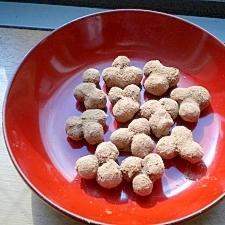 少し健康的に大豆チョコ
