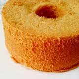 きな粉香る♪きな粉シフォンケーキ♪