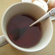 マーマレード紅茶
