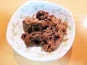 お弁当に♪牛肉のころ炊き