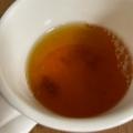 ロシアンティー風★こけももラム紅茶