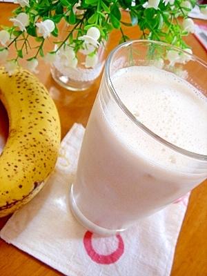 豆乳ゴマバナナジュース