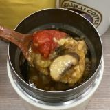 野菜たっぷりカレースープ オートミール