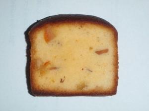 大豆粉オレンジケーキ