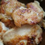 ハチミツでつけて!鶏むね肉のジューシー焼き