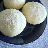 《HB》米粉のモチモチ豆腐白パン☆