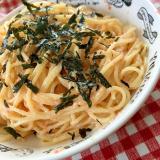 たらこのスパゲティ☆