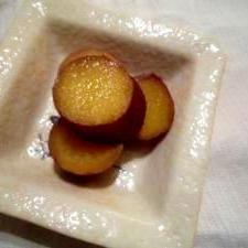 ほっくり☆さつま芋の甘露煮
