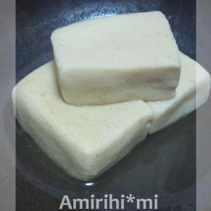 つゆの素使用♪高野豆腐の含め煮
