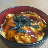 簡単!とんぺい焼き丼(´ 3`)