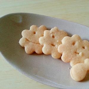 黄金比率さっくさく!簡単クッキー★