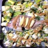オーブン任せ!鯛のオーブン焼き