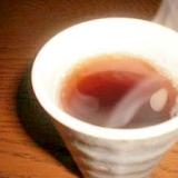生姜プーアール茶
