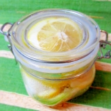 基本の塩レモン