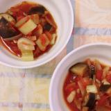 ラタトゥイユ風☆たっぷり野菜のトマト煮込み