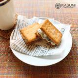 ヨーグルト大量消費☆レーズンクリームサンドクッキー