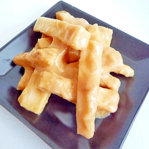 長芋の味噌漬け