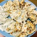 キャベツと白菜の餃子