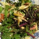 サラダ茄子のサラダ