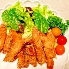 鶏ササミ☆フライ・ド・スティック