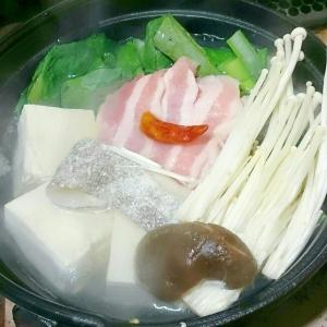温まろう!湯豆腐