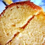 驚くことなかれ!強力粉のパウンドケーキ